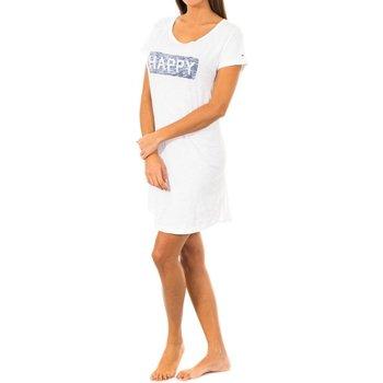 textil Mujer Pijama Tommy Hilfiger Camisón Tommy Hilfiger Blanco