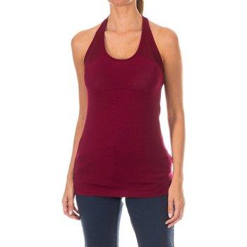 textil Mujer camisetas sin mangas Tommy H Underwear Camiseta Tirantes Tommy Hilfiger Rojo