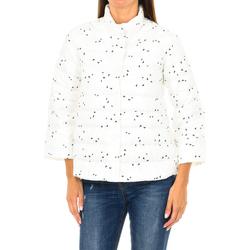 textil Mujer Chaquetas / Americana Armani jeans Chaqueta acolchada Multicolor