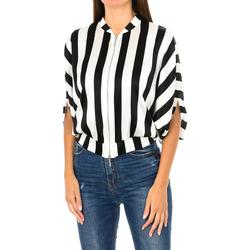 textil Mujer cazadoras Armani jeans Chaqueta Multicolor