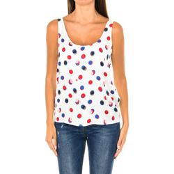 textil Mujer Tops / Blusas Armani jeans Top de tirantes Multicolor