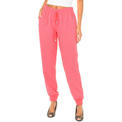 textil Mujer Pantalones fluidos Armani jeans Pantalones largos Rosa