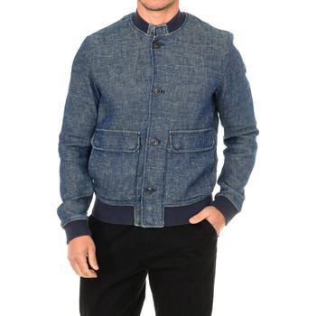 textil Hombre Chaquetas denim Armani jeans Chaqueta Azul