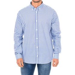 textil Hombre Camisas manga larga Armani jeans Camisa manga larga Multicolor