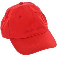 Accesorios textil Hombre Gorra Armani jeans Gorra Rojo