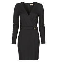 textil Mujer Vestidos cortos Moony Mood NAMITIE Negro