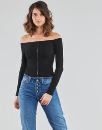 textil Mujer Tops / Blusas Moony Mood NOAM Negro