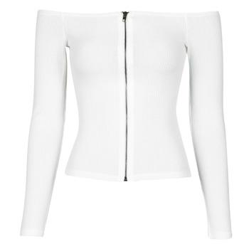 textil Mujer Tops / Blusas Moony Mood NOAM Blanco