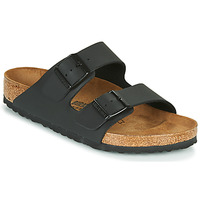 Zapatos Zuecos (Mules) Birkenstock ARIZONA LARGE FIT Negro