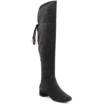 Zapatos Mujer Botas a la rodilla Geox D N.Carey B D644AB-00022-C9999 negro