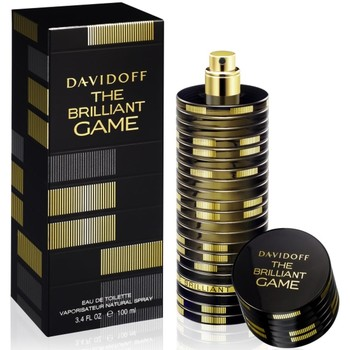 Belleza Hombre Agua de Colonia Davidoff THE BRILLIANT GAME EAU DE TOILETTE 100ML VAPO Multicolor