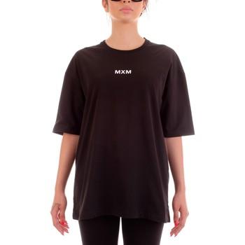 textil camisetas manga corta Mxm Fashion 502452 Negro