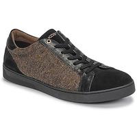 Zapatos Hombre Zapatillas bajas Kost CYCLISTE 55 Negro / Marrón
