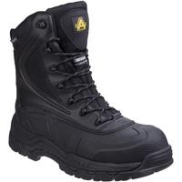 Zapatos Hombre Zapatos de trabajo Amblers  Negro