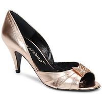 Zapatos Mujer Zapatos de tacón Karine Arabian MONTEREY Rosa / Metalizado