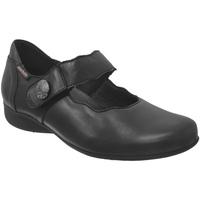 Zapatos Mujer Bailarinas-manoletinas Mobils By Mephisto Flora Cuero negro