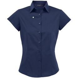 textil Mujer Camisas Sols Excess Azul Oscuro