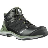 Zapatos Hombre zapatos de seguridad  Albatros  Negro