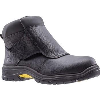 Zapatos Hombre Botas de caña baja Amblers  Negro