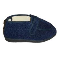 Zapatos Mujer Pantuflas Davema DAV350bl blu