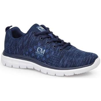 Zapatos Hombre Zapatillas bajas Calzamedi SPORT 2163 AZUL