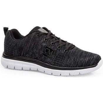 Zapatos Hombre Zapatillas bajas Calzamedi SPORT 2163 NEGRO