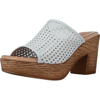 Zapatos Mujer Zuecos (Mules) Cokketta 1212Y Blanco