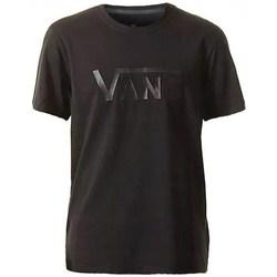 textil Hombre Camisetas manga corta Vans AP M Flying VS Negros