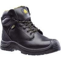 Zapatos Hombre zapatos de seguridad  Amblers Safety  Negro
