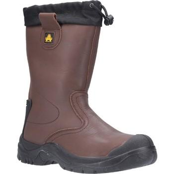 Zapatos Hombre zapatos de seguridad  Amblers Safety  Multicolor