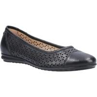 Zapatos Mujer Bailarinas-manoletinas Hush puppies  Negro