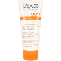 Belleza Mujer Protección solar Uriage Bariésun Mineral Cream Spf50+