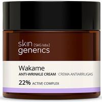 Belleza Mujer Antiedad & antiarrugas Skin Generics Wakame Crema Antiarrugas 23%  50 ml