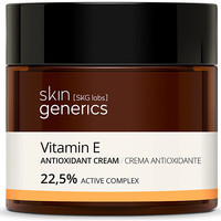 Belleza Mujer Antiedad & antiarrugas Skin Generics Vitamina E Crema Antioxidante 22,5%  50 ml