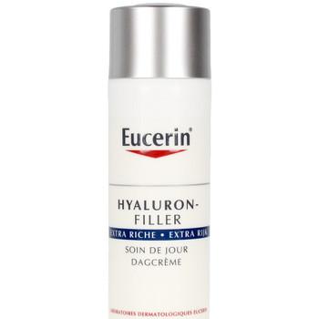 Belleza Mujer Hidratantes & nutritivos Eucerin Hyaluron-filler Crema Día Extra Rica  50 ml