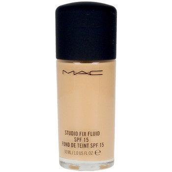 Belleza Mujer Base de maquillaje Mac Studio Fix Fluid Spf15 nc20  30 ml