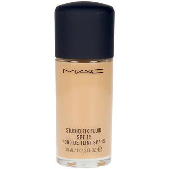 Belleza Mujer Base de maquillaje Mac Studio Fix Fluid Spf15 nc30  30 ml