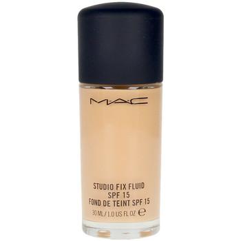 Belleza Mujer Base de maquillaje Mac Studio Fix Fluid Spf15 nc37  30 ml
