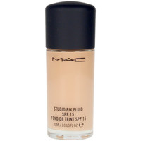 Belleza Mujer Base de maquillaje Mac Studio Fix Fluid Spf15 nw20  30 ml
