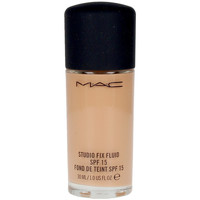 Belleza Mujer Base de maquillaje Mac Studio Fix Fluid Spf15 nw25  30 ml