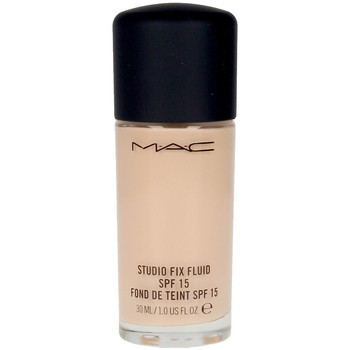Belleza Mujer Base de maquillaje Mac Studio Fix Fluid Spf15 Foundation nw13  30 ml