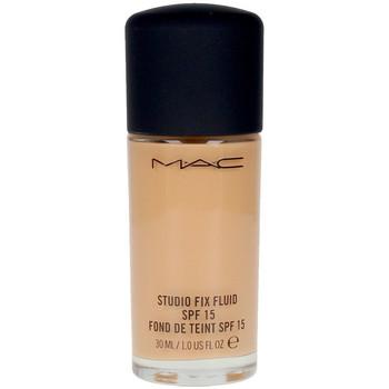 Belleza Mujer Base de maquillaje Mac Studio Fix Fluid Spf15 Foundation c4.5  30 ml