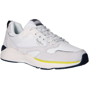 Zapatos Hombre Multideporte Pepe jeans PMS30596 BLAKE X73 Blanco