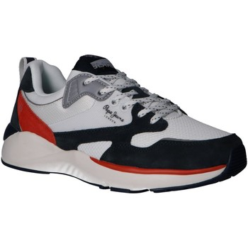 Zapatos Hombre Multideporte Pepe jeans PMS30596 BLAKE X73 Azul