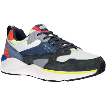 Zapatos Hombre Multideporte Pepe jeans PMS30596 BLAKE X73 Gris