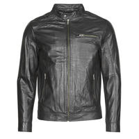 textil Hombre Chaquetas de cuero / Polipiel Selected SLHC01 Negro