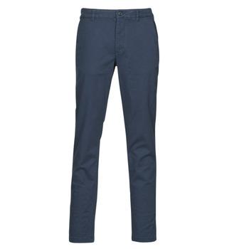textil Hombre Pantalones chinos Selected SLHNEW PARIS Marino