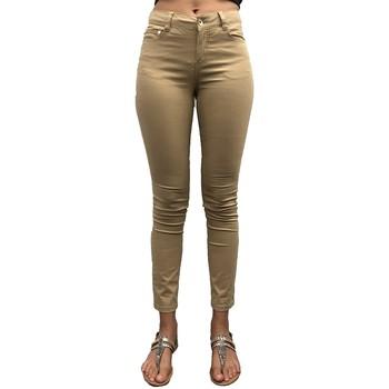textil Mujer Pantalones chinos LPB Woman Les Petites bombes Pantalon Regular Lina Beige Beige