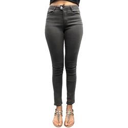 textil Mujer Vaqueros slim LPB Woman Les Petites bombes Pantalon Skinny Ultras Stretch Gris W19V2101 Gris