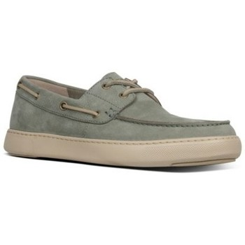 Zapatos Hombre Zapatos náuticos FitFlop LAWRENCE BOAT SHOES - GREEN BAY CO GREEN BAY CO